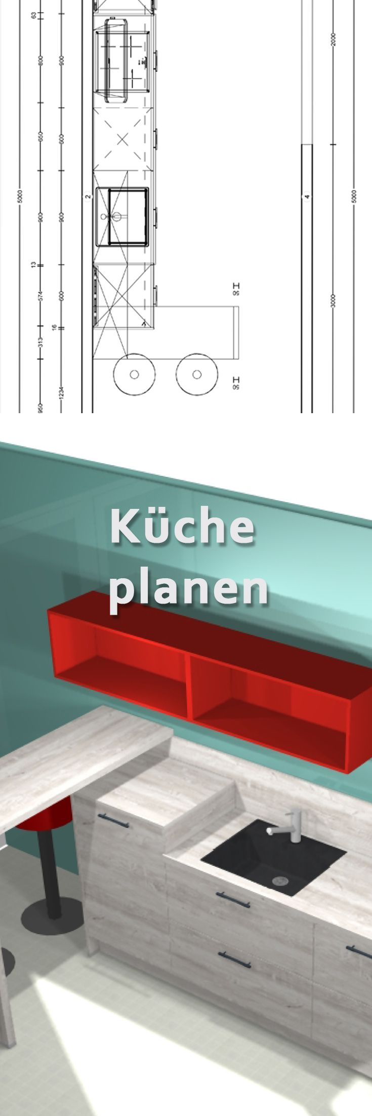 Best 25+ Küche planen ideas on Pinterest | Plan de travail ... | {Neue küche planen 33}