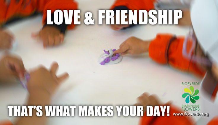 ¡Happy love & friendshid day! #AmorYAmistad