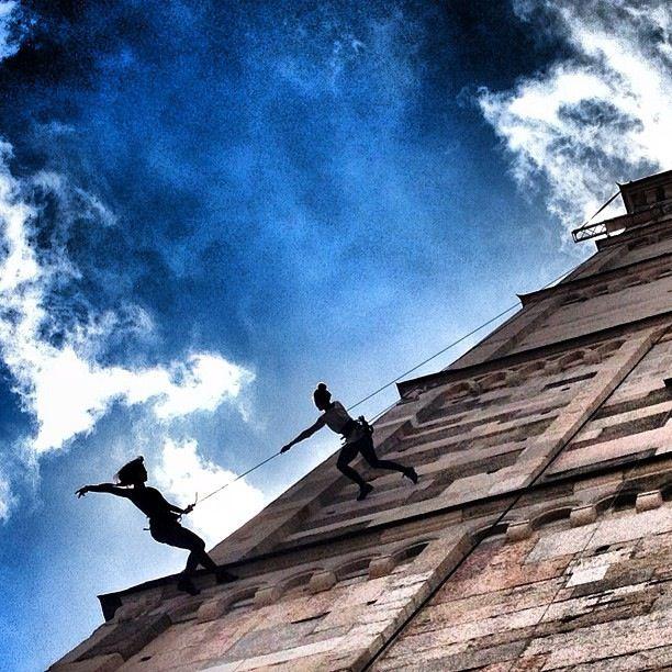 @grassapianta Modena, Ghirlandina Air Dance | #myER_andMe: foto finaliste