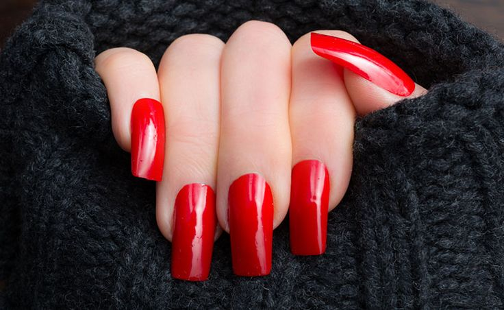 Esmalte vermelho: nail arts inspiradoras nesta cor que nunca sai de moda
