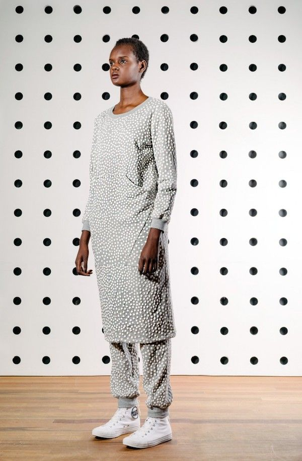 White Wash è la seconda collezione invernale di Ingrid Verner