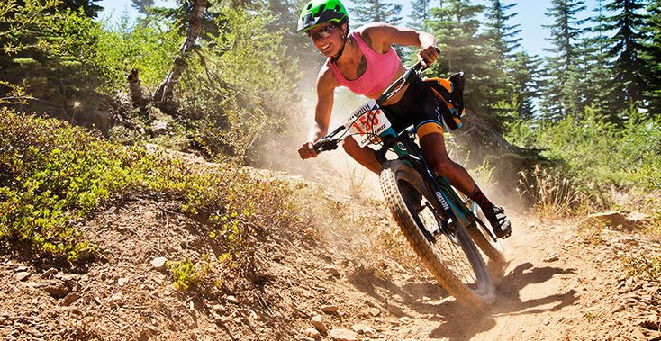 Best Mountain Bike Trails in California- Mountain biking is one of the most fun ways to feel the adrenaline coursing through your veins. With a rocky faced-cliff on one side and a hundred-foot vertical drop on the other, mountain bike trails demand absolute concentration, nerves of steel, and reflexes that are quicker than lighting pace. #mountainbiking