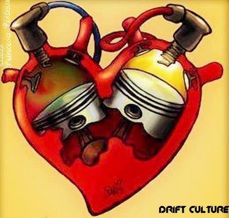 A Drag Racer's Heart