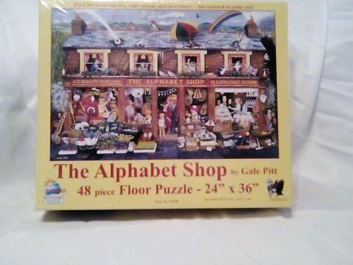 Discovery Toys - Alphabet Shop