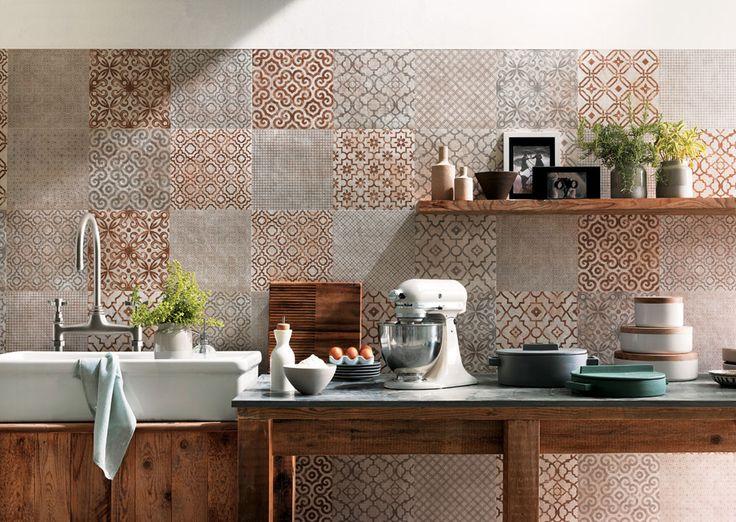 Tiles: Collection Creta by FAP Ceramiche
