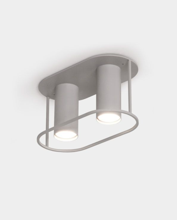 Archi Twins Circle Ceiling Lights Downlights Wall Lights