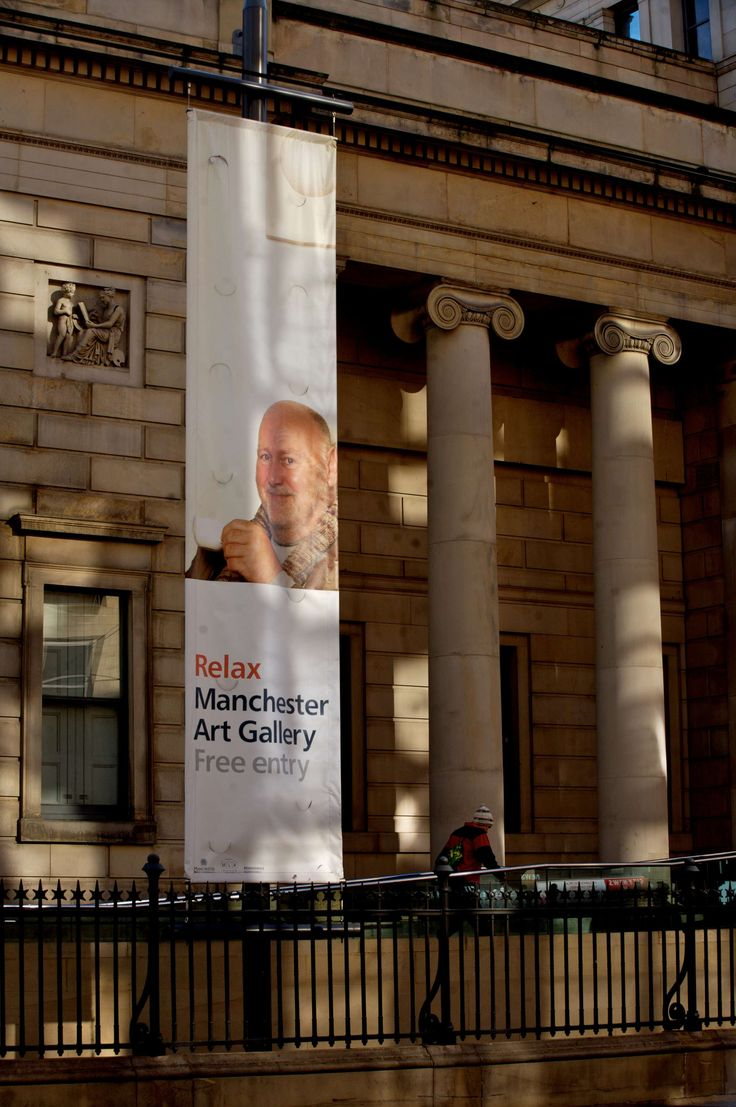Manchester Art Gallery – – Holmes Wood