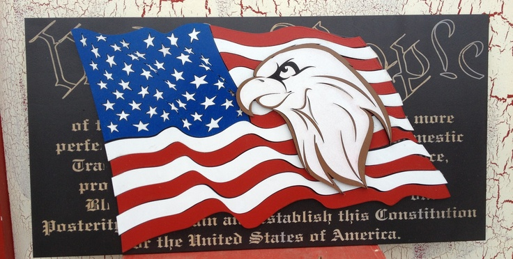 "We The People Freedom Wall Art 24"" x 12"" $ 99.99"
