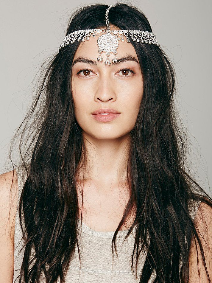 Free People India Coin Headpiece, $28.00