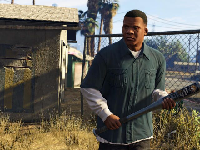 Grand Theft Auto V Franklin Baseball Bat Wallpaper Hd Games 4k Wallpapers Images Photos And Background Wallpapers Den Grand Theft Auto Gta Gta Online