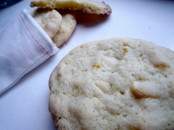 The Best Orange and White Chocolate Cookies in the World! #GoodCupcakesGood