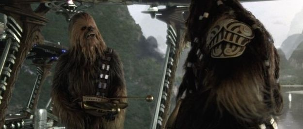 """WWWRRRRRRGWWWRRRR."" - Revenge of the Sith 