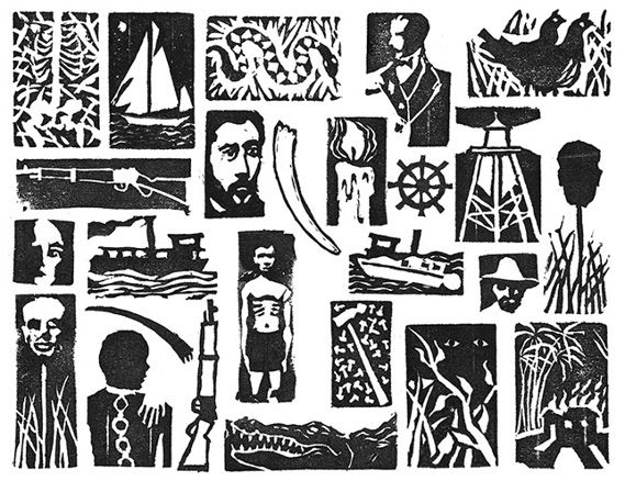 Creative Review - Illustrating a Heart of Darkness