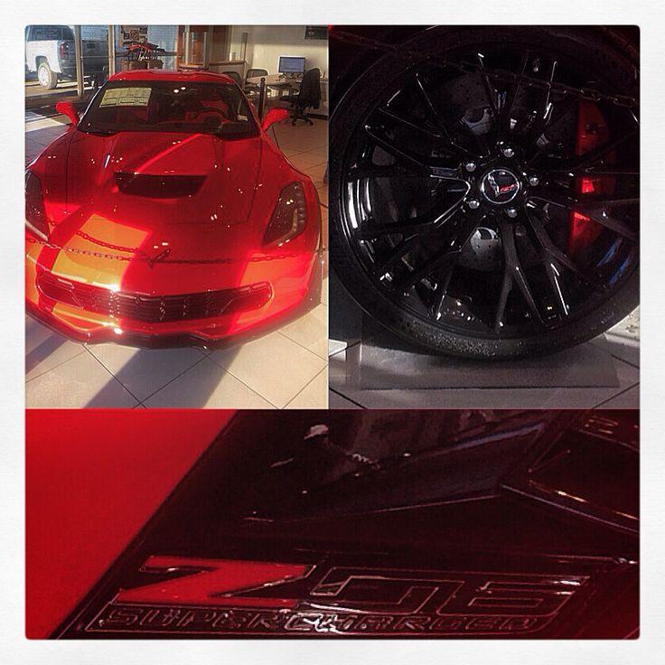 FOR SALE! Z06 Corvette w/Z07 package... Call Theo Deming 810-654-2218... #Z06 #Z07 #Corvette #Chevrolet