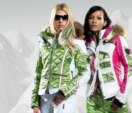 Emmegi lyžařská kolekce