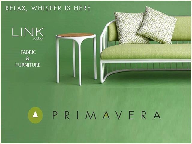 #2016 #link #outdoors #fabric  #and #furniture #whisper #collection #now #in #primavera #interior #furnishings #showroom #160 #pears #avenue #toronto #ontario #canada #design #designer #green #sofa #stainless #steel #lounge #patio #garden #chair