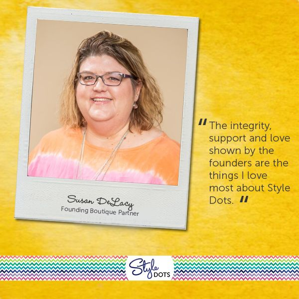 Meet Founding Boutique Partner Susan DeLacy!
