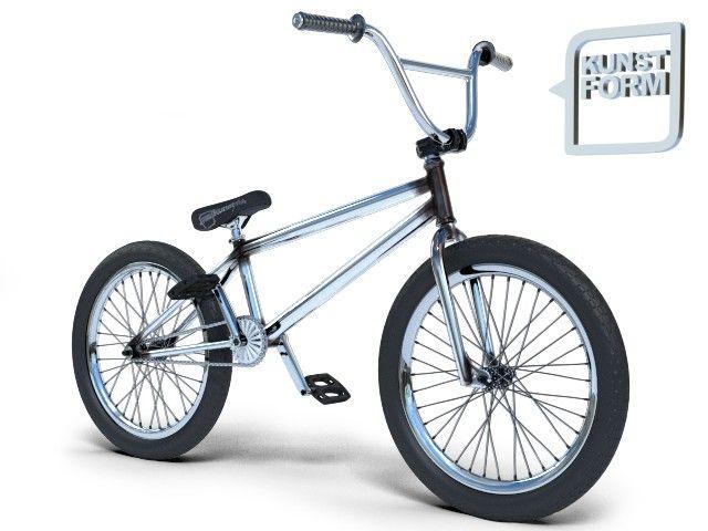 Platinum Bike Custom BMX Bike | kunstform BMX Shop & Mailorder - worldwide shipping