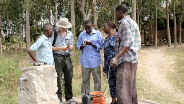 How to promote open data in government through #peerlearning. Mobile technology and open data are used in Tanzania to map and monitor sources of clean drinking water. Open data's potential for improved #policymaking, and social, economic and environmental benefits are becoming clearer across sectors globally.  By Anna Scott 06 October 2015 https://www.devex.com/news/how-to-promote-open-data-in-government-through-peer-learning-87047 United States-based Data.gov  #opendata #globaldevelopment
