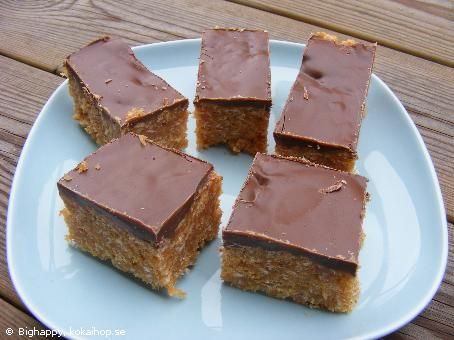Recept - Julias snickers
