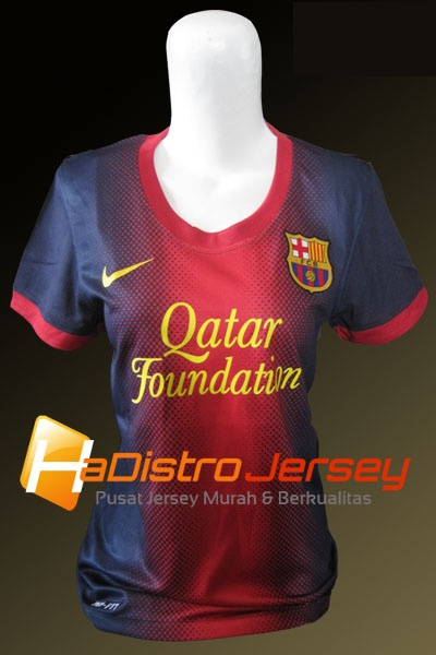 Toko Jersey Bola HADISTROJERSEY menyediakan READY STOK Jersey Grade Ori Jersey Ladies Barcelona Home 2012-2013 $15 http://goo.gl/Kvkdv