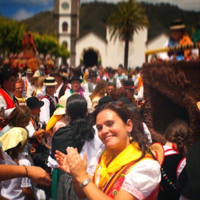 La mejor manera de vivir las tradiciones de Tenerife: la romería // The best way of living the traditions of Tenerife: the pilgrimages // Die beste Art und Weise die Traditionen Teneriffas zu erleben: die Wallfahrten