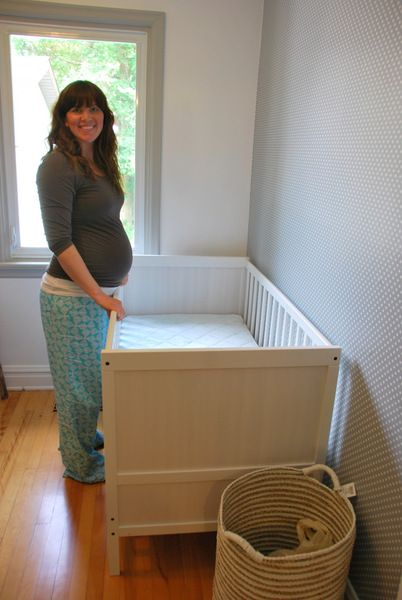 It was time to tackle one of the pretty obvious pieces of furniture we were going to need for baby girl's nursery: the crib. Like many things I'm finding lately, this took a bunch of research. Is it just me, or do other folks do SO much research for every single baby/kid product they buy? …