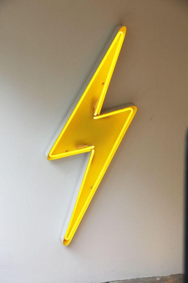 Flash Lightning Bolt Patch