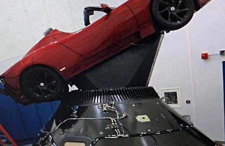 Here's Elon Musk's Tesla Roadster ready for its Mars-bound voyage  ||  Earlier this month, Tesla CEO Elon Musk announced that SpaceX's Falcon Heavy will have a payload on its maiden launch that will be none other than his very own Cherry Red Tesla Roadster. Musk fans were convinced that the SpaceX CEO's tweet…