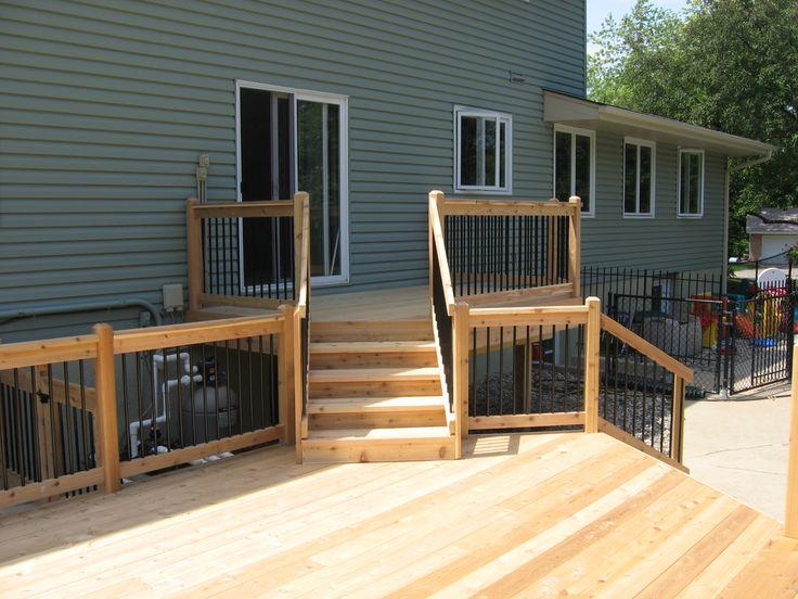 Best Modern Home Exterior Design With Stunning Aluminum Deck 400 x 300