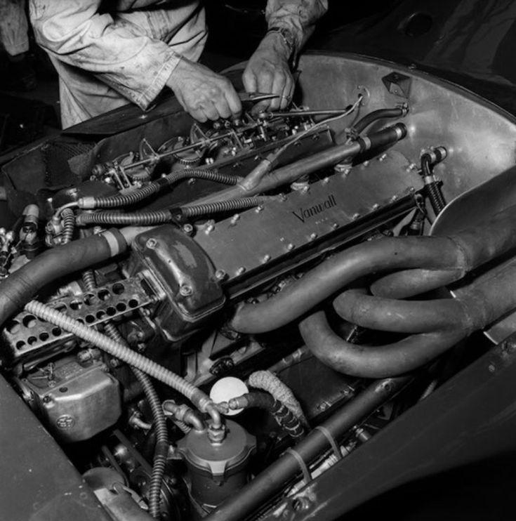 Vanwall Cars 1958…