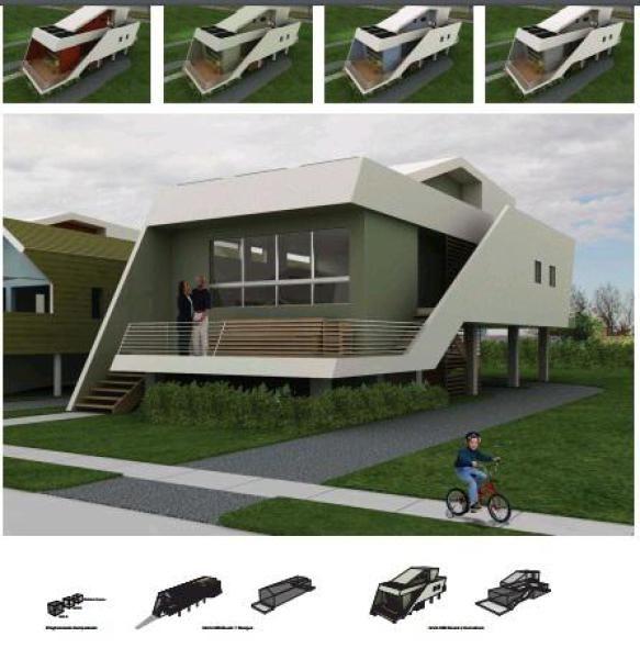 25 planos gratis para construir casas sustentables for Planos gratis para construir casas
