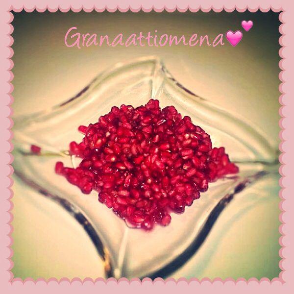 Ihana granaattiomena