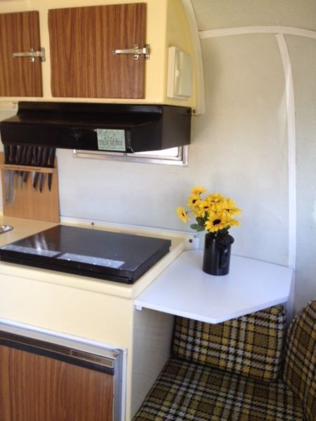 Boler Shelf Over Kitchen End Of Front Couch Another Option For Making Use The TrailerTrailer InteriorTrillium