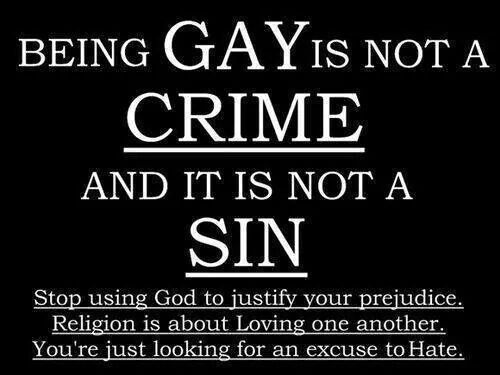 Gay Is Not A Sin 74