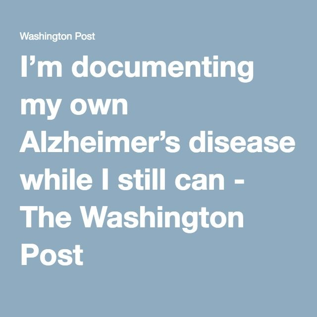 Is Alzheimer's an appropriate topic for my political science paper?