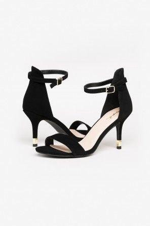 Single strap heels - $29.50 - 8.5 - ardenes