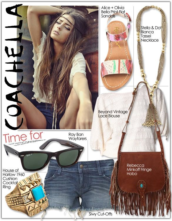 .Coachella Inspiration, Clothing Hors, Celebrity Style, Celebrities Fashion, Coachella Fashion, Boho Hippie, Coachella Style, Style Guides, Coachella Outfit