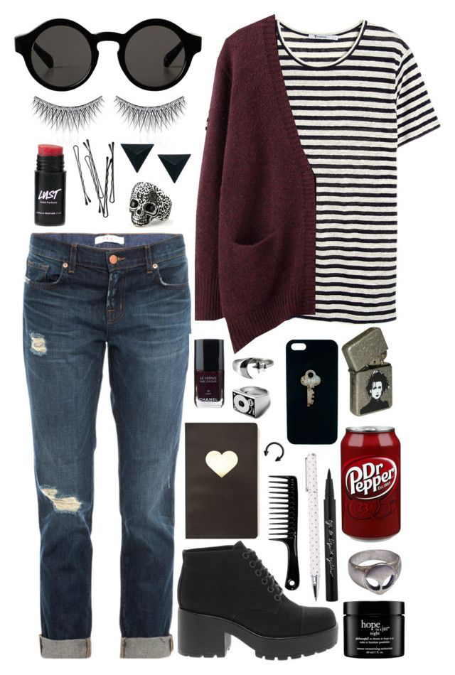Untitled #143 by clary94 on Polyvore featuring T By Alexander Wang, Acne Studios, J Brand, Vagabond, ASOS, Han Cholo, Monki, The Giving Keys, Monsieur and shu uemura