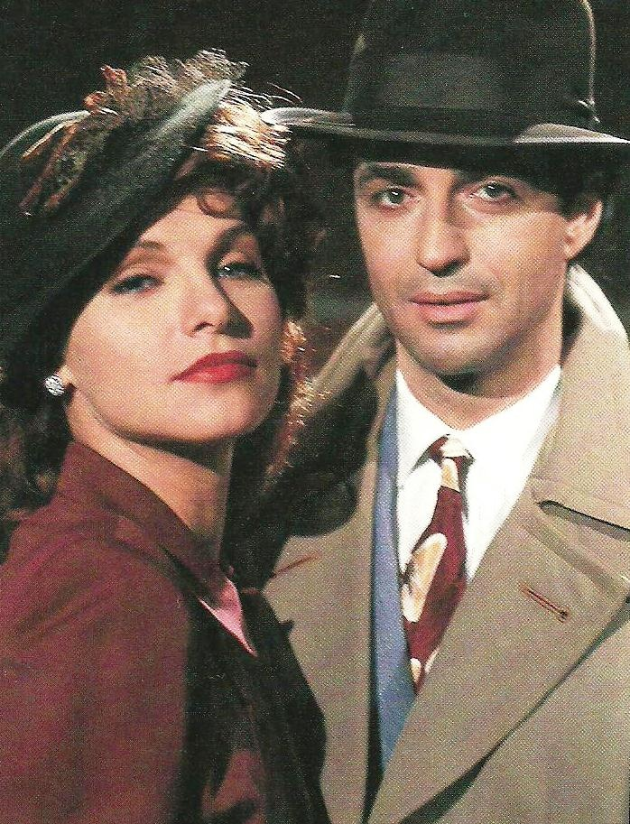 Cass & Frankie - Another World Soap Stars