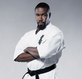 The movie star Michael Jai White has studied the martial arts for 30 years