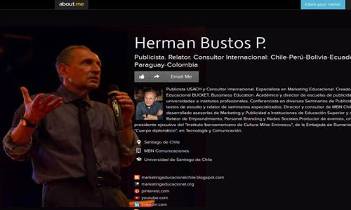 http://about.me/hermanbustos