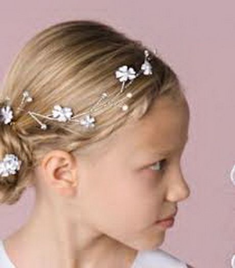 pictures hair styles communion hairstyles hair peinados ni 241 as 7580