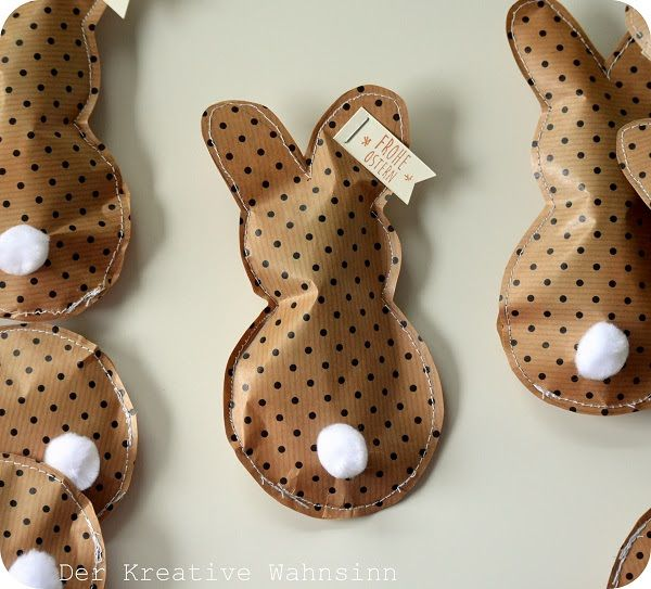 Der kreative Wahnsinn: Last Minute Easter Goodies