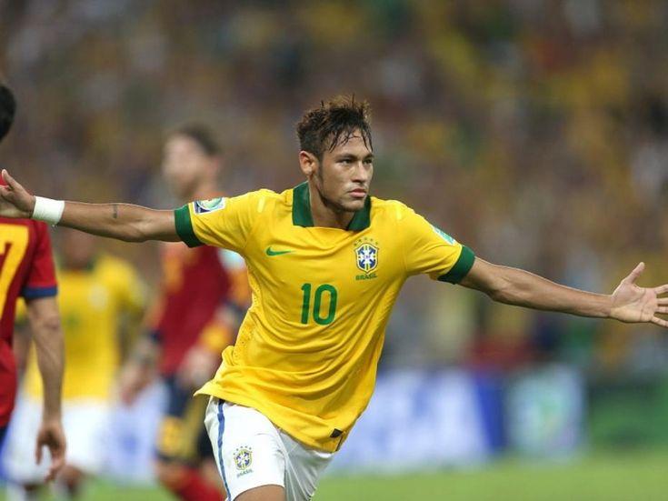 """Jugadores de Brasil niegan """"Neymardependencia"""" > http://www.lapagina.com.sv/deportes/96300/2014/06/11/Jugadores-de-Brasil-niegan-Neymardependencia-"""
