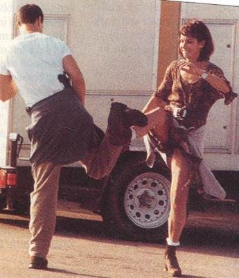 SPEED-1994 -On set