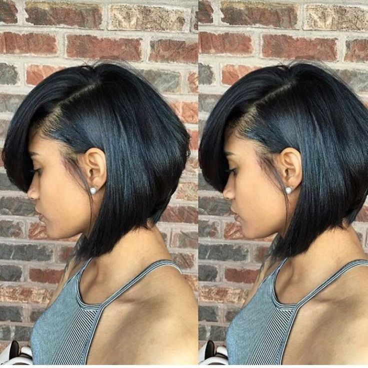 Astounding 1000 Ideas About Natural Hair Bob On Pinterest Natural Hair Short Hairstyles For Black Women Fulllsitofus