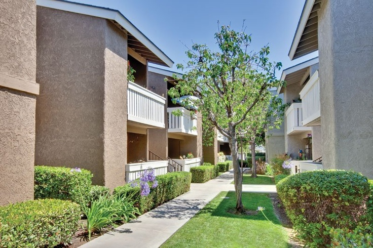 Heritage Village Apartments Anaheim