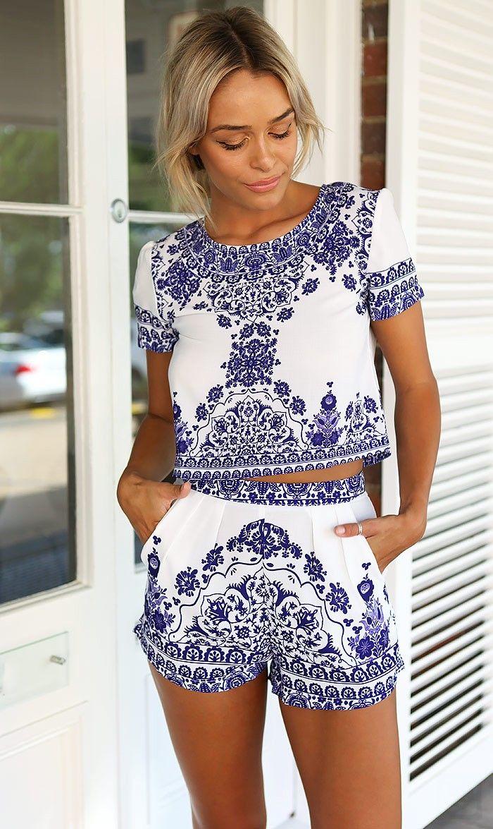 Mura Online Fashion Boutique | Visaya Crop top $40