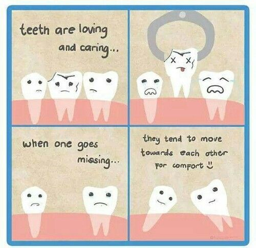 A missing tooth, if not replaced at earliest, may cause problems to the adjacent teeth..